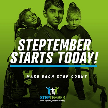 Social Post - STEPtember Starts Today