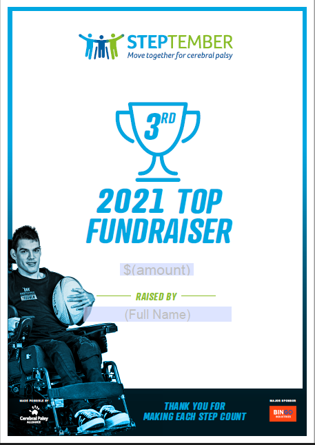 TopFundraiser2021-3rd