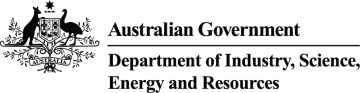 Department of Industry, Science, Energy & Resources