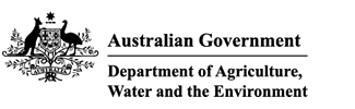 Department of Agriculture, Water and the Environment