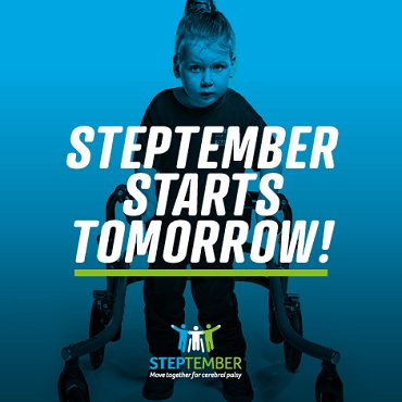 Social Post - STEPtember Starts Tomorrow