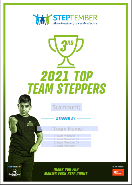 TopTeamSteppers-2021-3rd